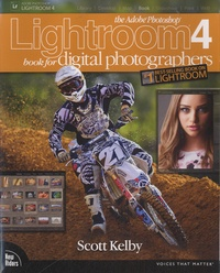 Scott Kelby - The Adobe Photoshop Lightroom 4 Book for Digital Photographers.
