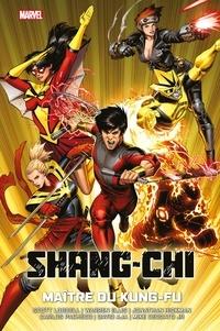 Scott Lobdell et Warren Ellis - Shang-Chi : Maître du kung-fu.