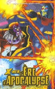 Scott Lobdell et Joe Madureira - X-Men : l'Ere d'Apocalypse Tome 4 : .