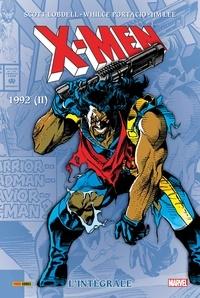 Scott Lobdell et John Byrne - X-Men l'Intégrale  : 1992 - Tome 2.