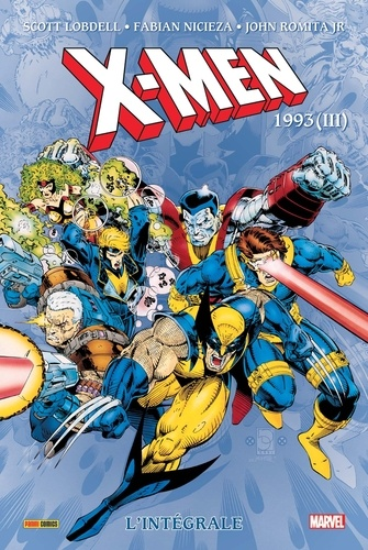 X-Men l'Intégrale  1993 (III)