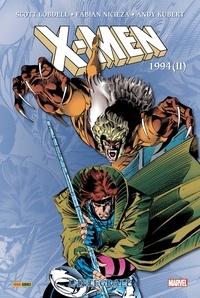 Scott Lobdell et Fabian Nicieza - X-Men l'Intégrale  : 1994 - Tome 2.