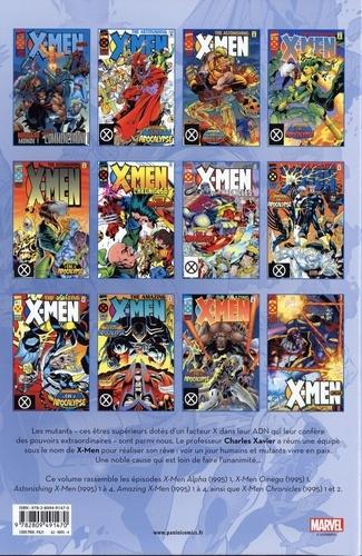 X-Men l'Intégrale  1995