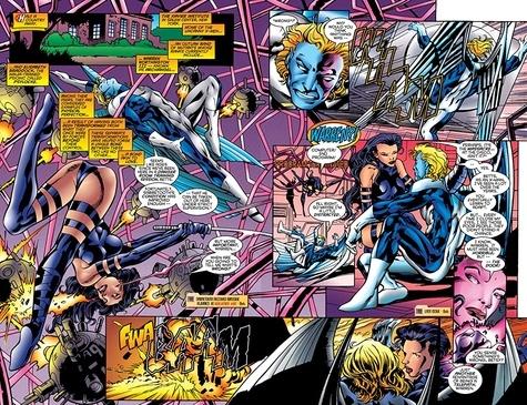 X-Men l'Intégrale  1995. Tome 2