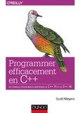 Scott Meyers - Programmer efficacement en C++ - 42 projets pour mieux maîtriser le C++ 11 et le C++ 14.