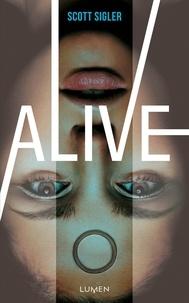 Scott Sigler - The generations Tome 1 : Alive.