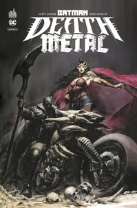 Scott Snyder et Greg Capullo - Batman Death Metal Tome 1 : .