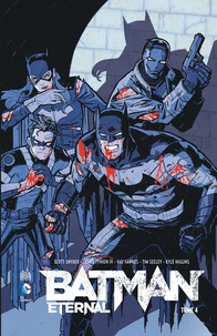 Scott Snyder et James Tynion IV - Batman eternal Tome 4 : .
