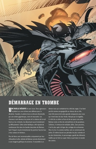 Batman  La cour des hiboux. 1re partie