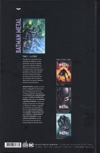 Batman métal : Le Multivers Noir Tome 1 La forge