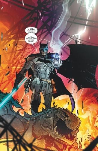 Batman métal : Le Multivers Noir Tome 2 Les chevaliers noirs
