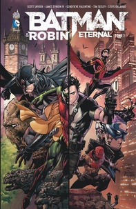 Scott Snyder et James Tynion IV - Batman & Robin Eternal Tome 1 : .