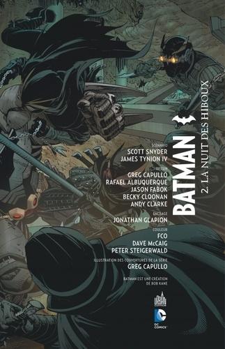 Batman Tome 2 La nuit des hiboux