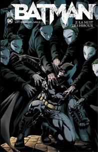 Scott Snyder et Greg Capullo - Batman - Tome 2 - La Nuit des Hiboux.