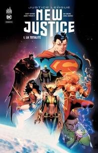 Scott Snyder et James Tynion IV - New Justice Tome 1 : La totalité.