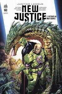 Scott Snyder et James Tynion IV - New Justice Tome 3 : Retour au mur source.