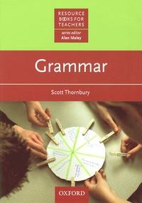 Grammar- Ressources books for teachers - Scott Thornbury |