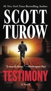 Scott Turow - Testimony.