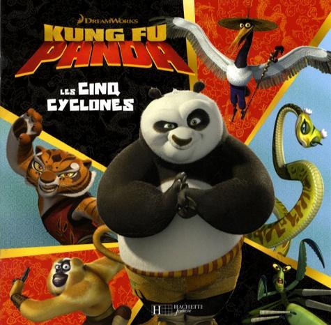Sophie Koechlin et Scout Driggs - Kung Fu Panda  : Les cinq cyclones.