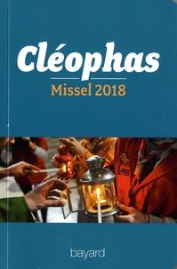 Cléophas- Missel année B du 3 décembre 2017 au 25 novembre 2018 -  Scouts de France pdf epub