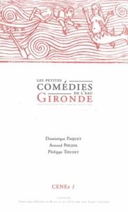 Script éditions - Les Petites comédies de l'eau.