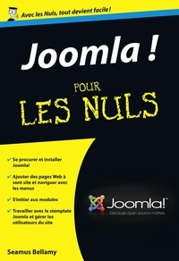 Galabria.be Joomla pour les Nuls Image
