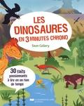 Sean Callery et Sam Hubbard - Les dinosaures en 3 minutes chrono.
