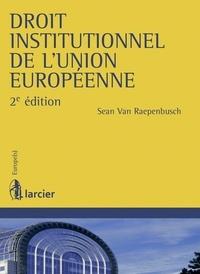 Deedr.fr Droit institutionnel de l'Union Européenne Image