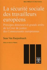 Sean Van Raepenbusch - .