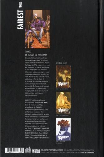 Fairest Tome 3 Le retour du Maharaja