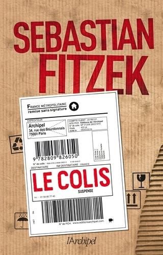 Le colis - Sebastian Fitzek - Format ePub - 9782809826319 - 15,99 €