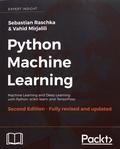 Sebastian Raschka et Vahid Mirjalili - Python Machine Learning.
