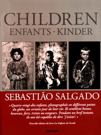 Sebastião Salgado - Children, enfants, kinder.