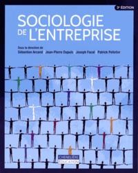 Sébastien Arcand et Jean-Pierre Dupuis - Sociologie de l'entreprise.