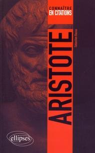 Sébastien Bassu - Aristote.