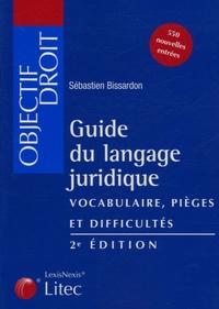 Guide du langage juridique - Vocabulaire - Pièges et difficultés.pdf