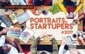 Sebastien Bourguignon - Portraits de startupers #2017.