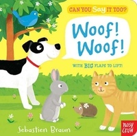 Sébastien Braun - Can You Say It Too ? Woof Woof.