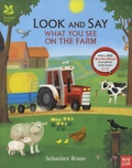 Sébastien Braun - Look and Say What You See on the Farm.