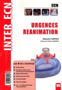 Sébastien Campion - Urgences Réanimation.