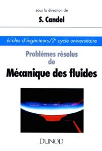 Histoiresdenlire.be PROBLEMES RESOLUS DE MECANIQUES DES FLUIDES Image