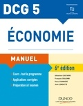 Sébastien Castaing et François Coulomb - Economie DCG 5 - Manuel.