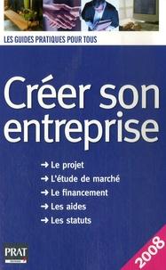 Sébastien Castéran - Créer son entreprise - 2008.