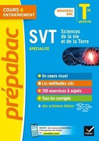 Sébastien Castillo et Jonathan Faivre - Prépabac SVT Tle générale (spécialité) - Bac 2022 - nouveau programme de Terminale.