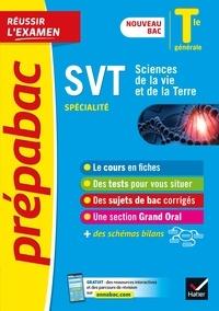 Sébastien Castillo et Jonathan Faivre - SVT Tle générale (spécialité) - Prépabac Réussir l'examen Bac 2022 - nouveau programme de Terminale.