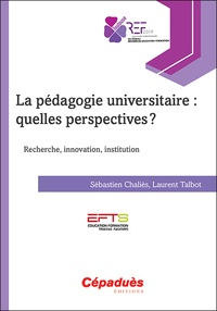 Icar2018.it La pédagogie universitaire : quelles perspectives ? - Recherche, innovation, institution Image