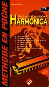 Sébastien Charlier - Découvrir et apprendre l'harmonica.