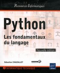 Feriasdhiver.fr Python - Les fondamentaux du langage Image