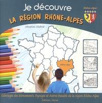 Histoiresdenlire.be Je découvre la région Rhône-Alpes - Coloriage des monuments, paysage et autres beautés de la région Rhône-Alpes Image