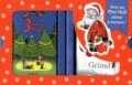 Sébastien Chebret et Hans Christian Andersen - Mon coffret de Noël - 3 merveilleux contes de Noël avec un Père Noël animé à monter !.